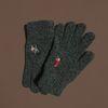 [예약판매 12/21 발송] Christmas in joseon gloves (wool)(charcoal)