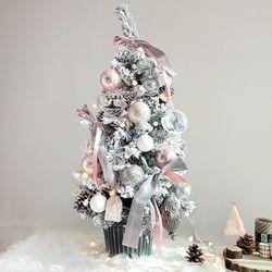 라이크그레이 크리스마스 트리 90cm 풀세트 + 앵두전구50구2개