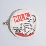 밀키원형파우치(Milky Coin Pouch)1[b4]