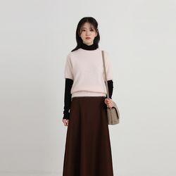angora half round knit (5colors)