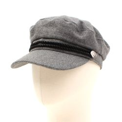 Wool Gray Rope Marine Cap 울마린캡