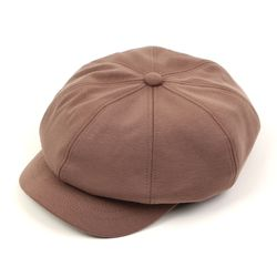 Wool Brown Newsboy Cap 울뉴스보이캡