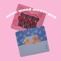muse mood mouse pad (마우스패드)