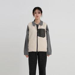mountain vest (4colors)