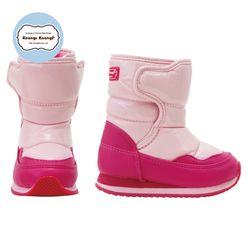 루아스노우패딩부츠(핑크)