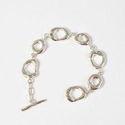 Rough Chain Bracelet