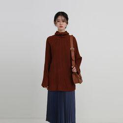 loose golgi pola knit (5colors)