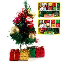 크리스마스미니트리세트 색상랜덤