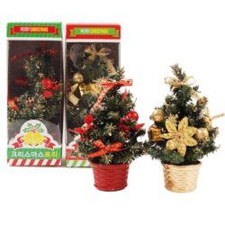 크리스마스미니트리 색상랜덤