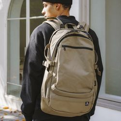 WASHED CORDURA 28L BACKPACK - BEIGE