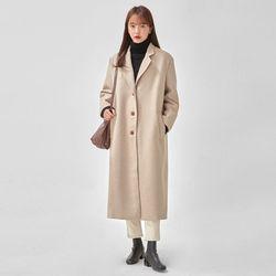posh wool long coat
