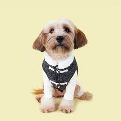 Toggle Padding Vest 토글 패딩 베스트 Black