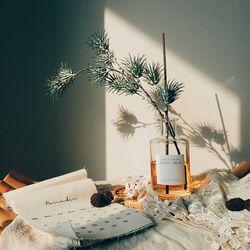 눈덮인 소나무 디퓨저
