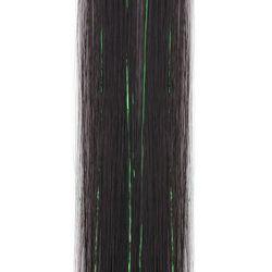 라템 블링블링 반짝이 붙임머리 헤어피스 그린(AGHP8V02HBRG)