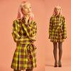 18W Wrap Skirt (Yellow)