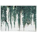 중형 패브릭 포스터 F040 식물 인테리어 액자 덩굴