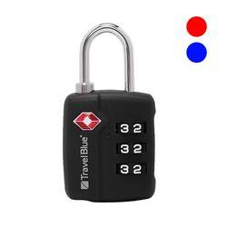 036 TSA 자물쇠