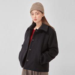 choice wool short jacket