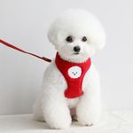 BUBBLE CUSTOM HARNESS (RED)