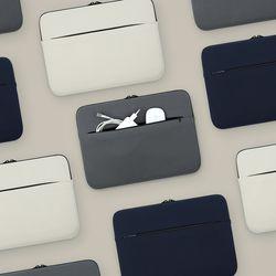 포켓 노트북파우치 (13인치)