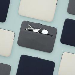 포켓 노트북파우치 (15인치)