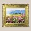 꽃그림 풍경화 인테리어액자 유화그림 풍수에좋은그림