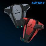 삼성 아이폰 고속지원 QI인증 차량용 무선 충전기