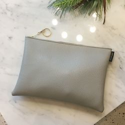Moment Gray Clutch