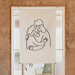 허그 시리즈 패브릭 포스터.가리개커튼 (태피스트리)