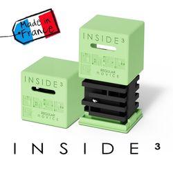 프랑스산 퍼즐큐브 인사이드3 Inside3 1-2 regular novice