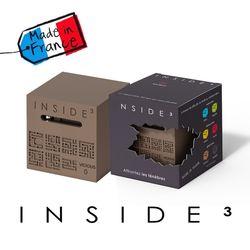 프랑스산 퍼즐큐브 인사이드3 Inside3 2-5 vicious 0