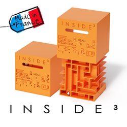 프랑스산 퍼즐큐브 인사이드3 Inside3 2-3 mean 0