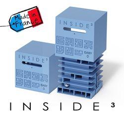 프랑스산 퍼즐큐브 인사이드3 Inside3 2-1 easy 0