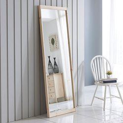 노스 원목 거울 1800