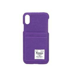 FENNEC C&S iPHONE X CASE - PURPLE