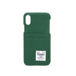 FENNEC C&S iPHONE X CASE - GREEN