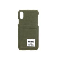 FENNEC C&S iPHONE X CASE - KHAKI