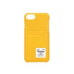 FENNEC C&S iPHONE 7/8 CASE - YELLOW