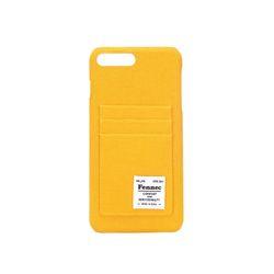 FENNEC C&S iPHONE 7+/8+ CASE - YELLOW