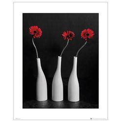 FLOWER - Gerberas Bottles 포스터액자 프레임 미포함
