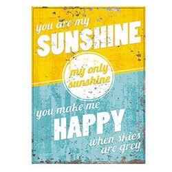 You Are My Sunshine 포스터액자 프레임 미포함