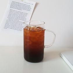 리헤로 내열유리컵(430ml) 맥주잔 아이스컵