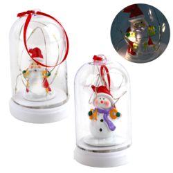 크리스마스램프돔