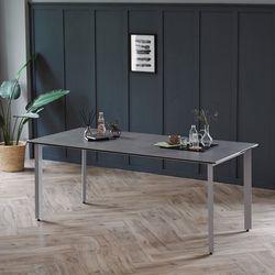 리암 그레이 이태리 세라믹 6인용 식탁 테이블 1800