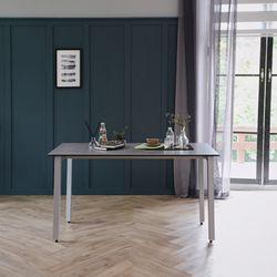 리암 그레이 이태리 세라믹 4인용 식탁 테이블 1200