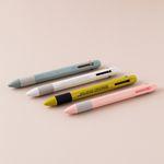 [~6/30일까지] LIFE & PIECES 4색 젤 펜