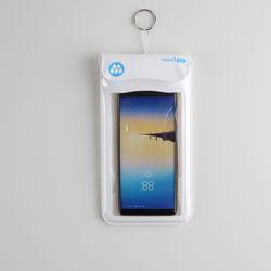 엠팩플러스 수중터치 다이브 스마트폰 방수팩 D30 화이트