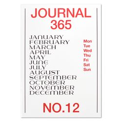 Journal365 No.12 Standard