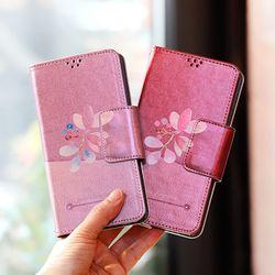 LG G6 (LG G600) Perla-QChasse 지갑 다이어리 케이스