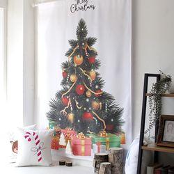 크리스마스 트리 벽장식